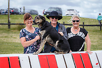 Fabulous Fence Judges being fabulously crazy. 2020 NZL-Puhinui International Three Day Event. Puhinui Reserve. Auckland. Saturday 12 December. Copyright Photo: Libby Law Photography
