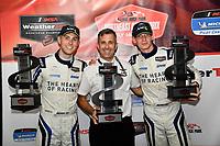 #23: Heart Of Racing Team Aston Martin Vantage GT3, GTD: Ross Gunn, Roman De Angelis, Ian James