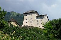 Castel Caldes Castello di Caldes in Val di Sole, castles of trentino