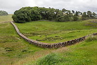 Northumberland, England, UK.  Knag Burn Gateway, to allow commerce to pass from north to south. Near  Housesteads Roman Fort (Vercovicium).