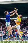 David Clifford, Kerry in action against Conor McGill, Meath  during the Allianz Football League Division 1 Round 4 match between Kerry and Meath at Fitzgerald Stadium in Killarney, on Sunday.