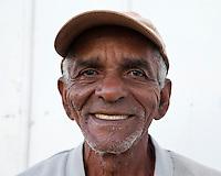 Cuba, Trinidad.  Afro-Cuban Man.