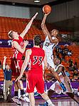 2014 DFW Basketball Challenge - Wyatt vs. HSAA Dallas North