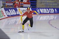 SPEEDSKATING: Calgary, The Olympic Oval, 07-02-2020, ISU World Cup Speed Skating, 500m Men Division B, Nil Llop (ESP), ©foto Martin de Jong