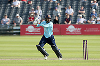 Aron Nijjar in batting action for Essex during Gloucestershire vs Essex Eagles, Royal London One-Day Cup Cricket at the Bristol County Ground on 3rd August 2021