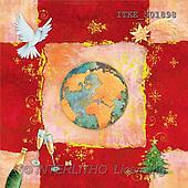 Isabella, CHRISTMAS SYMBOLS, corporate, paintings(ITKE501898,#XX#) Symbole, Weihnachten, Geschäft, símbolos, Navidad, corporativos, illustrations, pinturas