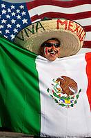 Futbol Mexico vs. Iceland - Bank of America Stadium - 03/24/10