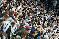 SÃO PAULO, SP, 25.06.2016 - CORINTHIANS-SANTA CRUZ - do Corinthians durante partida contra o Santa Cruz durante a 11ª rodada do Campeonato Brasileiro na Arena Corinthians em Itaquera região leste de São Paulo. neste sábado, 25.   (Foto: William Volcov/Brazil Photo Press)