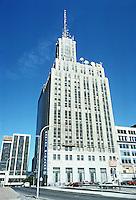 Buffalo: Rand Building 1929, 14 Lafayette Square. Architects Franklin J. & William A. Kidd. Photo '88.