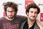 Dani de la Orden & Miki Esparbe. Barcelona nit d'estiu - Presentation of the movie in Barcelona.
