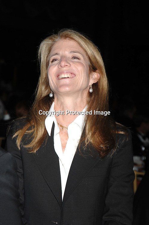 Caroline Kennedy ..at The Fashion Group International 's Night of Stars Gala ..on October 26, 2006 at Cipriani 42nd Street. ..Robin Platzer, Twin Images