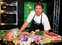 PHOTO By © Stephen Daniels  <br /> Chef James Martin