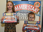 Summer Stars Reading Awards 2018