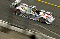 The #38 Champion Porsche/Lola..39th Rolex 24 at Daytona, 3/4 February,2001 Daytona International Speedway  Daytona Beach,Florida,USA.©F.Peirce Williams 2001 ..