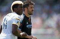 Los Angeles Galaxy vs New York City FC, August 23, 2015