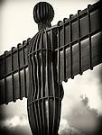 Angel of the North, Gateshead, Tyne and Wear, UK