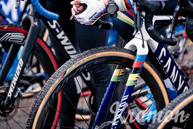 cx world champion Ceylin del Carmen Alvarado (NED/Alpecin-Fenix)<br /> <br /> 2020 Scheldecross Antwerp (BEL)<br /> <br /> ©kramon