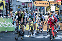 Luka Mezgec (SLO/Mitchelton Scott) finishes 2nd<br /> <br /> Stage 14 from Clermont-Ferrand to Lyon (194km)<br /> <br /> 107th Tour de France 2020 (2.UWT)<br /> (the 'postponed edition' held in september)<br /> <br /> ©kramon