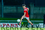 Chris O'Donoghue, East Kerry during the Kerry County Senior Football Championship Final match between East Kerry and Mid Kerry at Austin Stack Park in Tralee on Saturday night.