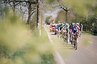 today's breakaway group<br /> <br /> 82nd Flèche Wallonne 2018 (1.UWT)<br /> 1 Day Race: Seraing - Huy (198km)