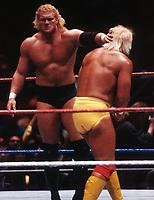 Sid Vicious  Hulk Hogan 1993                                                    Photo By John Barrett/PHOTOlink