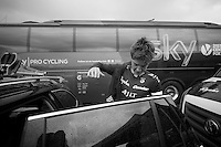 Mike Cuming (GBR)<br /> <br /> Tour of Britain<br /> stage 3: ITT Knowsley Safari Park (16.1km)