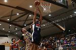 NELSON, NEW ZEALAND -JULY 8: NBL Basketball Mike Pero Nelson Giants v Franklin Bulls ,Trafalgar Centre,Thursday 8 July 2021,Nelson New Zealand. (Photo by Evan Barnes Shuttersport Limited)
