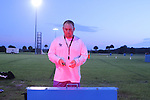 Sebastian River High School Varsity Football Coach Kevin Pettis.<br /> MAE GAMMINO/SPECIAL TO SCRIPPS TREASURE COAST NEWSPAPERS