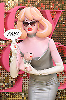 """Miss Pandamonia<br /> arrives for the World Premiere of """"Absolutely Fabulous: The Movie"""" at the Odeon Leicester Square, London.<br /> <br /> <br /> ©Ash Knotek  D3137  29/06/2016"""