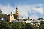 Portmerion Gwynedd North Wales UK