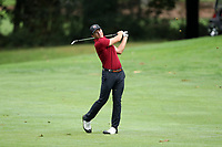 SAPPHIRE, NC - OCTOBER 01: Caleb Proveaux of the University of South Carolina at The Country Club of Sapphire Valley on October 01, 2019 in Sapphire, North Carolina.