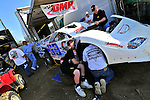 Feb 09, 2011; 4:07:53 PM; Gibsonton, FL., USA; The Lucas Oil Dirt Late Model Racing Series running The 35th annual Dart WinterNationals at East Bay Raceway Park.  Mandatory Credit: (thesportswire.net)