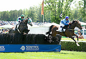 Triplekin and Brian Crowley lead Complete Zen and Richard Boucher coming off a big victory in the Georgia Cup, early in the Queens Cup.