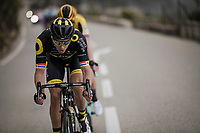 Niki Terpstra (NED/Direct Energie) <br /> <br /> Stage 8: Nice to Nice (110km)<br /> 77th Paris - Nice 2019 (2.UWT)<br /> <br /> ©kramon
