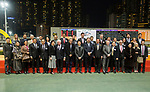 Guests attend the Asia Horse Week Welcome Dinner for the Longines Masters of Hong Kong at Happy Valley Racecourse on 07 February 2018, in Hong Kong, Hong Kong. Photo by Yuk Man Wong / Power Sport Images