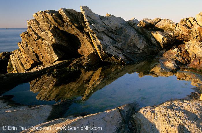 The scenic landscape of New Hampshire's seacoast.
