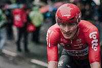 André Greipel (DEU/Lotto-Soudal) finishing<br /> <br /> 104th Tour de France 2017<br /> Stage 1 (ITT) - Düsseldorf › Düsseldorf (14km)
