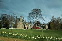 Lauriston Castle, Cramond, Lothian