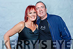 Jackie Owens and Dave Murphy enjoying the evening in Cassidys on Friday.