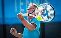 Amstelveen, Netherlands, 19 Augustus, 2020, National Tennis Center, NTC, NKR, National Junior Wheelchair Tennis Championships, Xavier Donker (NED)<br /> Photo: Henk Koster/tennisimages.com