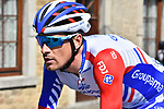 Anthony Roux (FRA) Groupama-FDJ in action during La Fleche Wallonne 2018 running 198.5km from Seraing to Huy, Belgium. 18/04/2018.<br /> Picture: ASO/Karen Edwards | Cyclefile <br /> <br /> All photos usage must carry mandatory copyright credit (© Cyclefile | ASO/Karen Edwards)