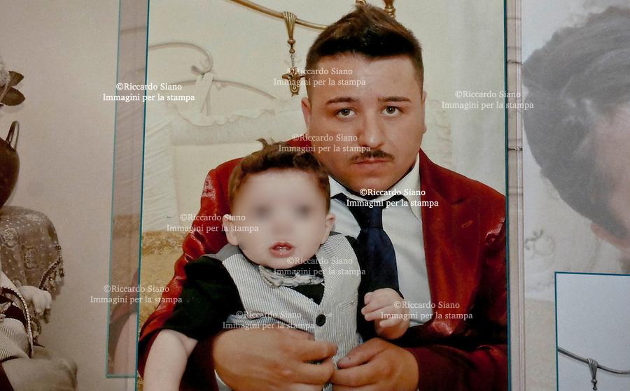 - NAPOLI, 28 FEB - Arzano Vincenzo Ferrante, 30 anni vittima innocente della camorra.