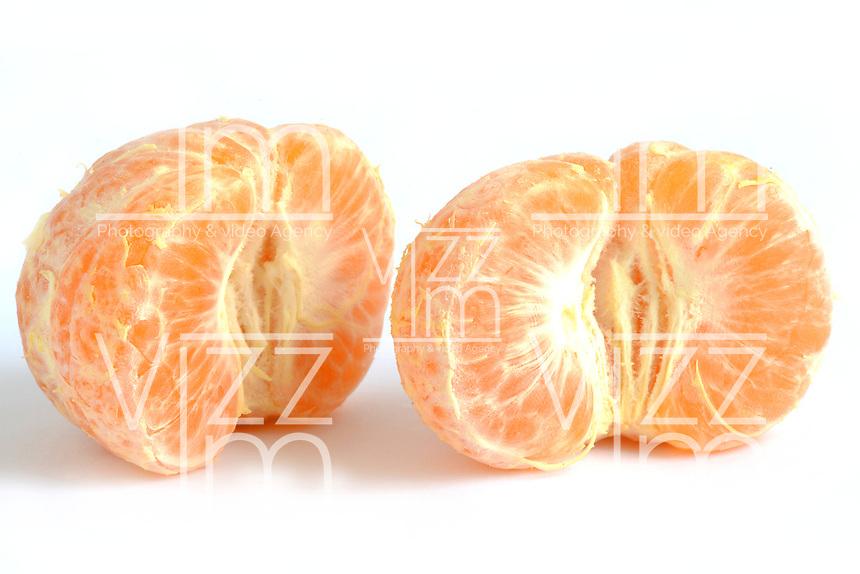 Mandarina, mandarino, tangerine, Citrus reticulata, Citrus unshiu, Citrus reshni.. Photo: VizzorImage/CONT