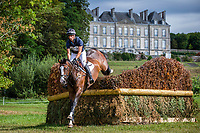Le Grand Complet 2020. Haras du Pin. CCIO4*. Cross Country.<br /> Tim PRICE (NZL). WESKO.<br /> Photographie FEI / Eric KNOLL