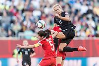 New Zealand vs China, June 15, 2015
