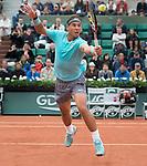 Rafael Nadal (ESP) Defeats Robby Ginepri (USA) 6-0, 6-3, 6-0