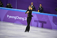 OLYMPIC GAMES: PYEONGCHANG: 12-02-2018, Gangneung Ice Arena, Figure Skating, Matteo Rizzo (ITA), ©photo Martin de Jong