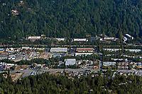 aerial photograph  Scotts Valley, Santa Cruz county, CA