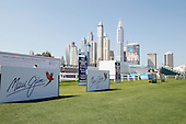 // during the pro-am ahead of the 2016 Omega Dubai Desert Classic, played over the Majlis Course, Emirates Golf Club Dubai from 4th to 7th February 2016 : Picture Stuart Adams, www.golftourimages.com: 02/02/2016