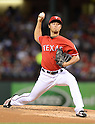 MLB: Texas Rangers vs Houston Astros